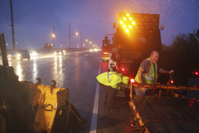 Videos: Florence causa las primeras víctimas fatales. Su peligrosidad, por estar casi estático entre las Carolinas