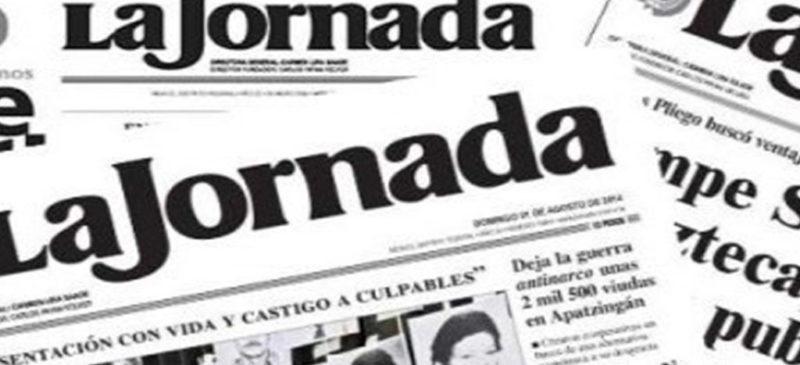 La Jornada: 34 años