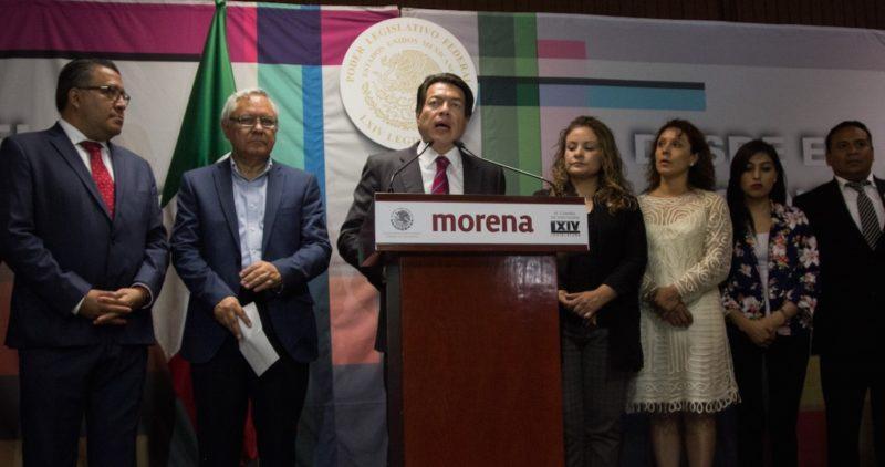Morena presenta iniciativa que elimina pensión a ex presidentes; acuerdan reducir percepciones en 28%