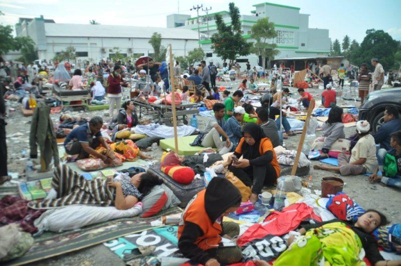 420 muertos, 29 desaparecidos y 540 heridos tras sismos y tsunami en Indonesia