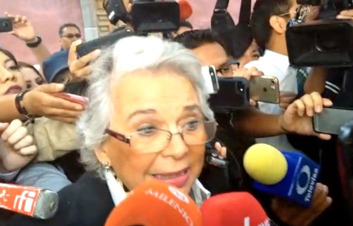 AMLO garantizará justicia por caso Iguala: Sánchez Cordero