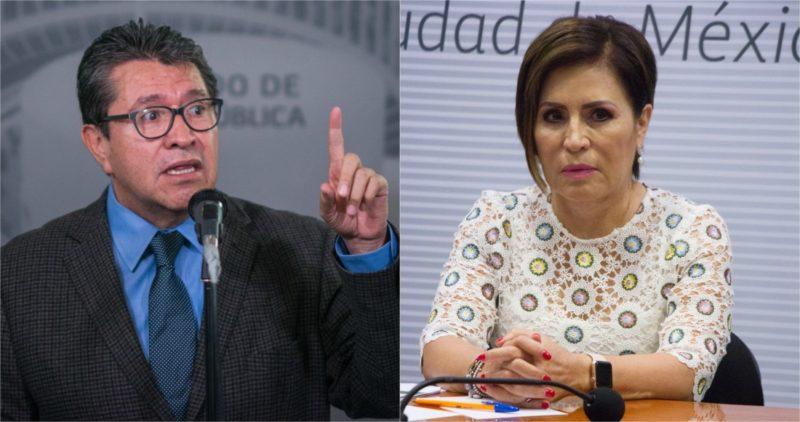 Morena va por comisión que indague presuntos desvíos de Robles y una demanda ante la PGR
