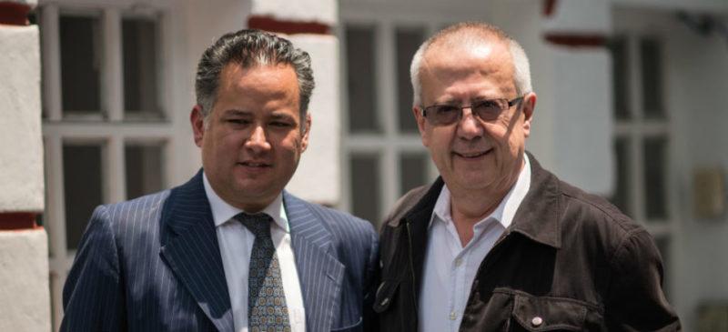"""Videos: """"Justicia, no venganza buscaré al frente de laUnidad de Inteligencia Financiera; revisaré información sobre Odebrecht"""": Santiago Nieto"""