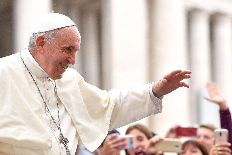 Recibe el Papa mensaje de López Obrador