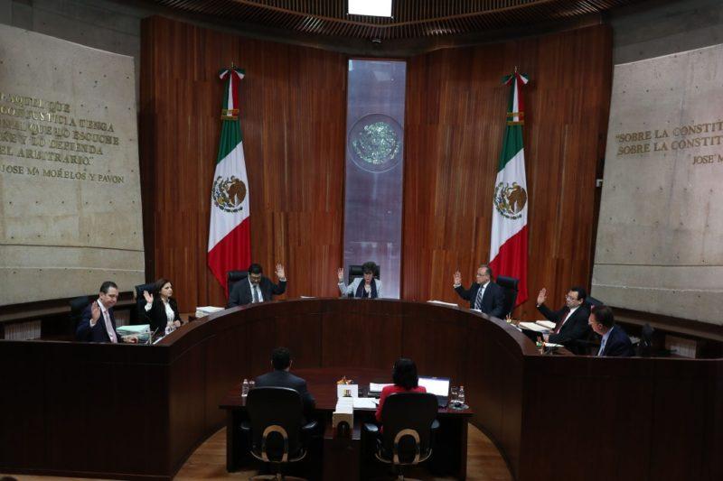 No procede la  multa impuesta por el INE a Morena por fideicomiso, determina el Tribunal Electoral del Poder Judicial de la Federación
