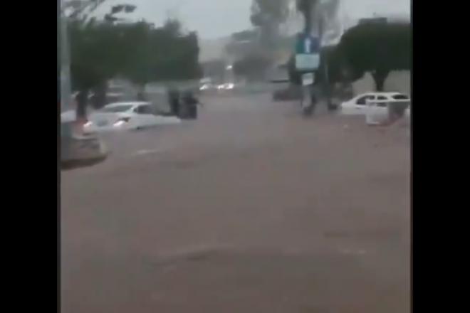 Un muerto, tres desaparecidos y 2 mil evacuados por lluvias en Sinaloa