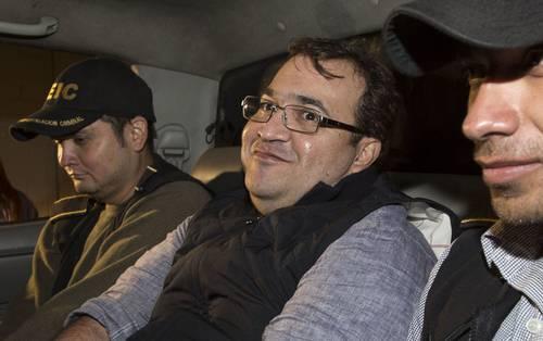 Sentencian a nueve años de prisión a Javier Duarte