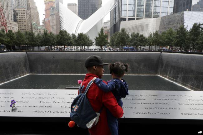 Recuerdan el ataque terrorista del 9/11
