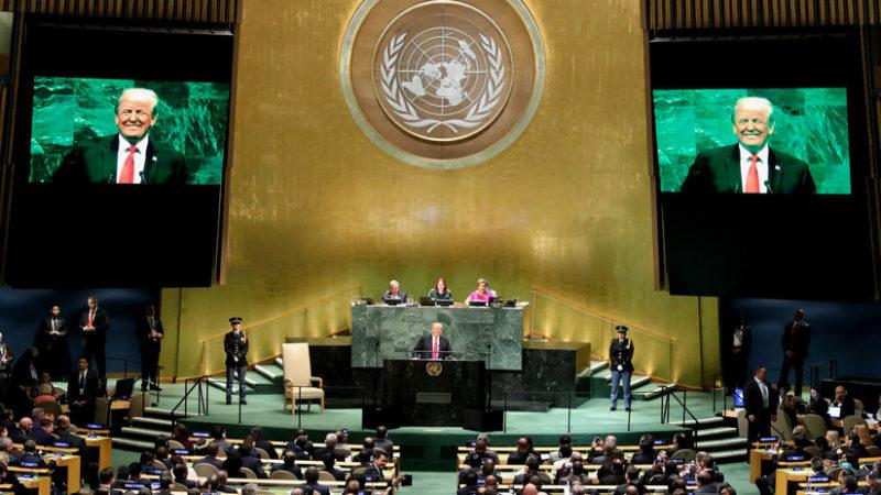 Videos: En la ONU, Trump provoca risas cuando afirma su administración ha logrado más que cualquier otra en la historia de EU