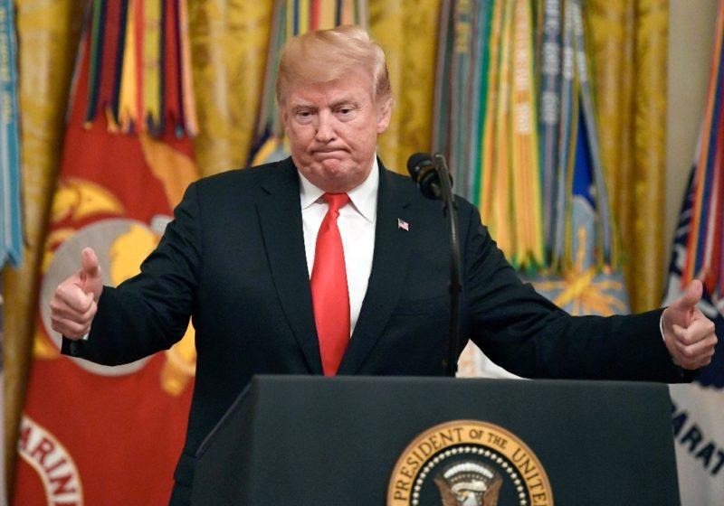 Trump: Departamento de Justicia pone a republicanos en peligro en elecciones de medio período