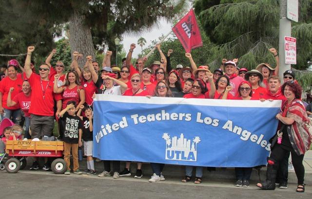 El Sindicato de Maestros de Los Angeles conmina al distrito escolar a demostrar que no tiene recursos para cumplir sus exigencias en favor de la educación, atención de alumnos y mejora salarial