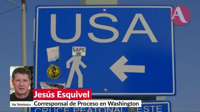 Video: Ebrard frustra convenio de Peña Nieto con Trump para deportaciones