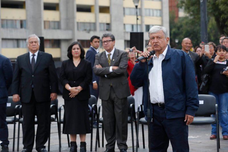 Presidentes de AL y el vicepresidente de EU en la asunción de AMLO: Ebrard