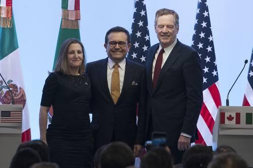 Petroleras de EU impusieron sus reglas a México