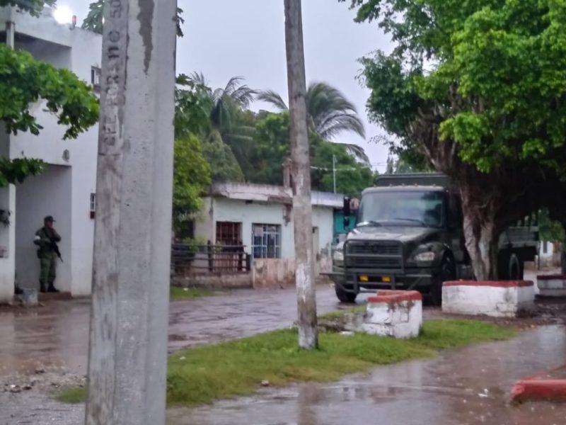 Primeros efectos de 'Willa' en Nayarit; baja a categoría 3