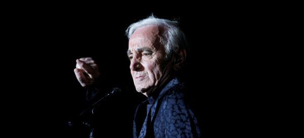 Video: Murió el cantante francés Charles Aznavour a los 94 años