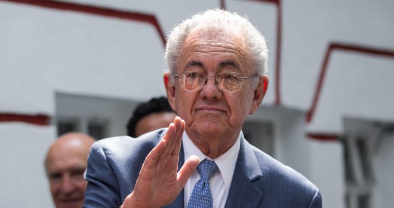 El Gobierno de Peña Nieto supo desde el 2013 que Santa Lucía y el actual AICM eran compatibles: Jiménez Espriú