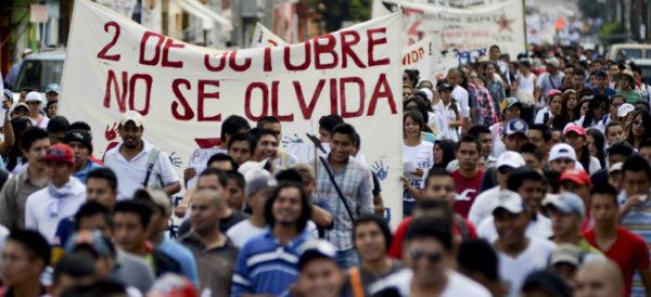 ONU-DH y Amnistía Internacional lamentan impunidad en masacre de Tlatelolco