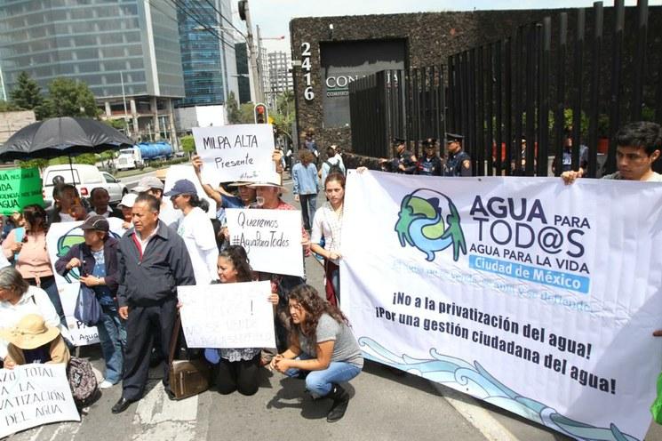 Concesiones de agua a particulares de Peña Nieto serán canceladas en la administración AMLO