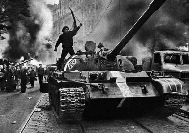 Cuando el mundo experimentó una convulsión de mucha intensidad: 1968