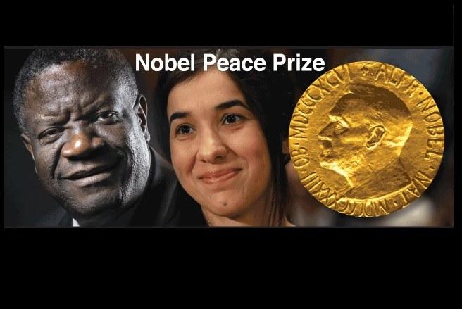 El doctor Denis Mukwege y Nadia Murad, ex esclava sexual del Estado Islámico, ganan el Nobel de la Paz 2018