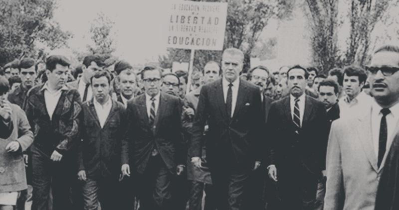Mi padre, el Rector Barros Sierra: texto sobre el autoritarismo, el honor, la cárcel y la esperanza
