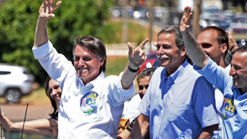 Jair Bolsonaro gana la segunda vuelta y es el nuevo presidente de Brasil. Pide erradicar el socialismo