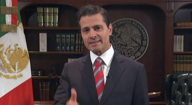 Videos: México no permitirá ingreso de migrantes de manera violenta: Peña Nieto