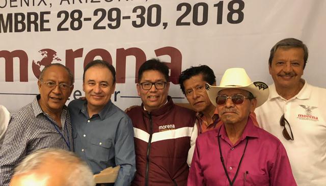 Propuesta del líder migrante Juan José Gutiérrez a AMLO para hacer efectivo el voto de los mexicanos en el exterior