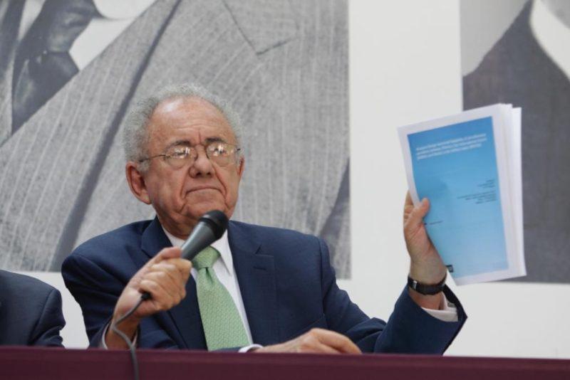Consultora ve factible opción AICM-Santa Lucía: Jiménez Espriú