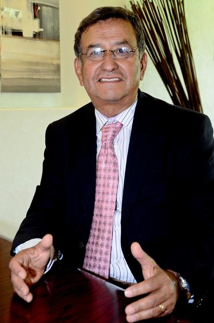 El NAIM y la refinería de Calderón