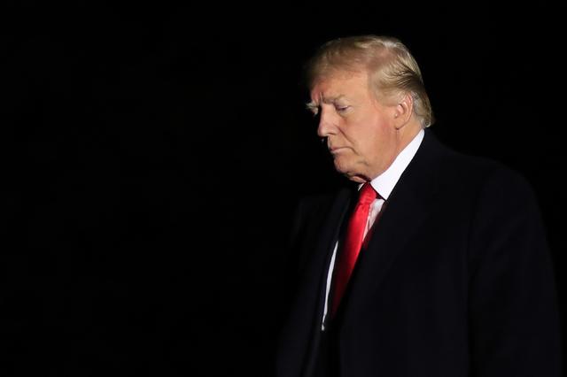 Trump culpa a medios por envío de artefactos explosivos a opositores