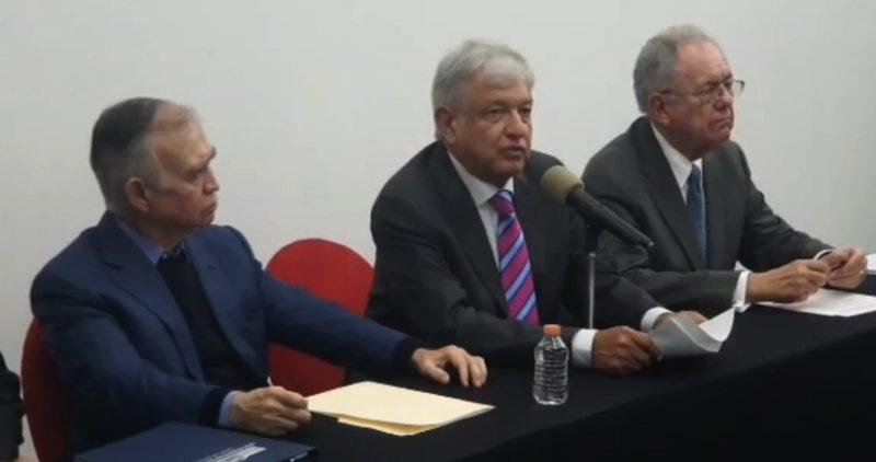 En 3 años, fin a saturación del aeropuerto capitalino con la nueva terminal de Santa Lucía, anuncia AMLO
