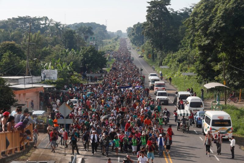 Llegará a México caminata de madres de migrantes desaparecidos