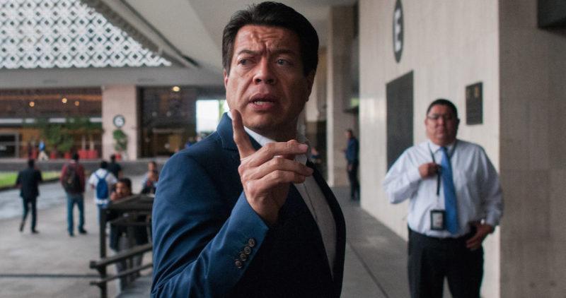 Monreal y Muñoz Ledo contradicen a Delgado y al equipo de AMLO: dicen que no pagarán la consulta sobre el nuevo aeropuerto