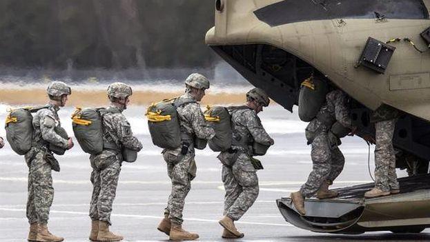 EE.UU. desplegará más de 5.200 soldados en la frontera con México