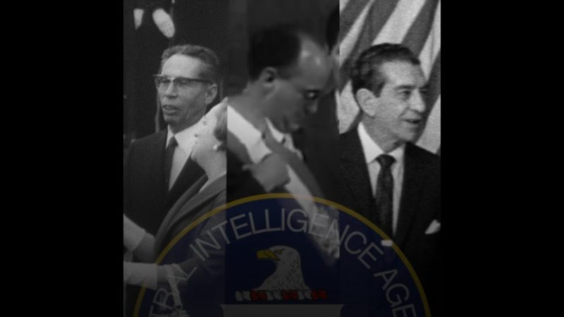 Documentos desclasificados en EU confirman que tres presidentes mexicanos,  Adolfo López Mateos, Gustavo Díaz Ordaz y Luis Echeverría, trabajaban para la CIA