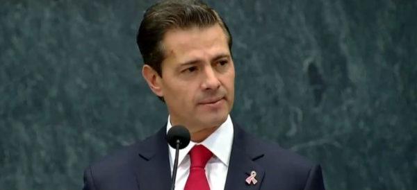 Seguirá construcción del NAIM hasta el 30 de noviembre; si se cancela, se necesitaránrecursos fiscales adicionales: Peña Nieto