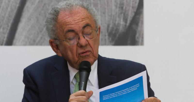 "Pese a cancelación del NAIM, ""los mercados tomarán su cauce natural"", dice Jiménez Espriú"