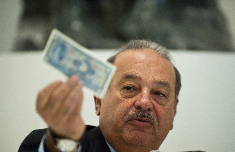La riqueza de 16 mexicanos, mayor que deuda externa