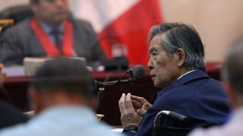 La Justicia de Perú anula el indulto al expresidente Alberto Fujimori