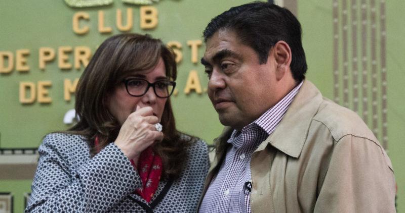 TEPJF acepta impugnaciones de Barbosa y Morena para anular la elección en Puebla