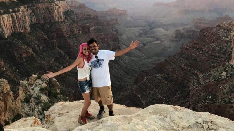 """""""¿Nuestra vida solo vale una foto?"""", se preguntaba joven que murió junto a su esposo tras caer de un mirador en Yosemite"""
