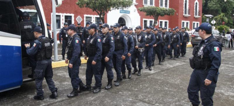 Trump agradece a México envío de policías federales a frontera con Guatemala