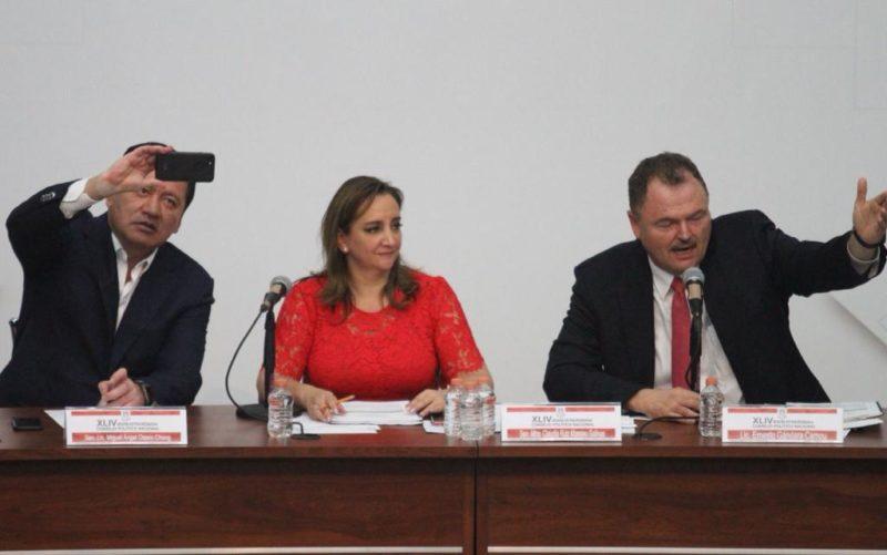El PRI favoreció a una camarilla y olvidó a la militancia: CEN