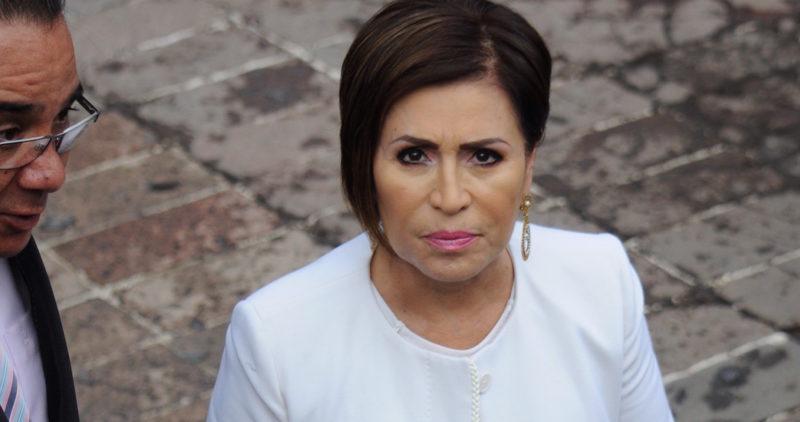 Video: Rosario Robles: Mil 469 páginas de la ASF, posible daño al erario por 11 mil 225 millones, y ni una firma