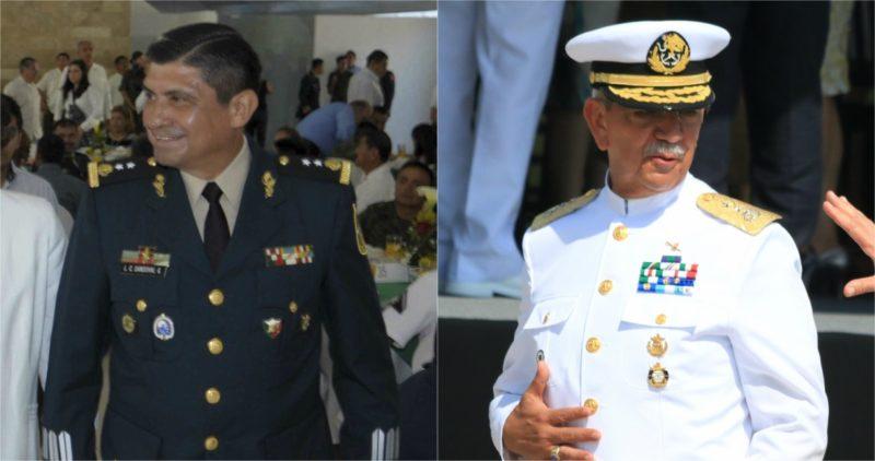 AMLO nombra al General Luis C. Sandoval como futuro titular de la Sedena; para la Marina, al Almirante Rafael Ojeda