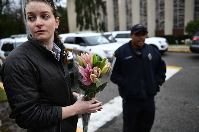 """Agresor de sinagoga en EU deseaba """"matar judíos"""""""