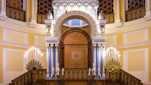 Vandalismo antisemita en una sinagoga de Irvine