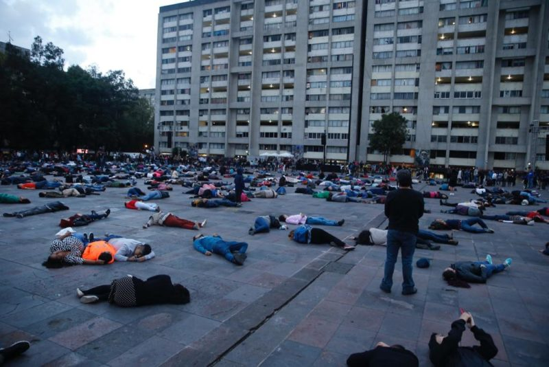 A 50 años de Tlatelolco se requiere reconstrucción de la verdad: CNDH. Falta justicia